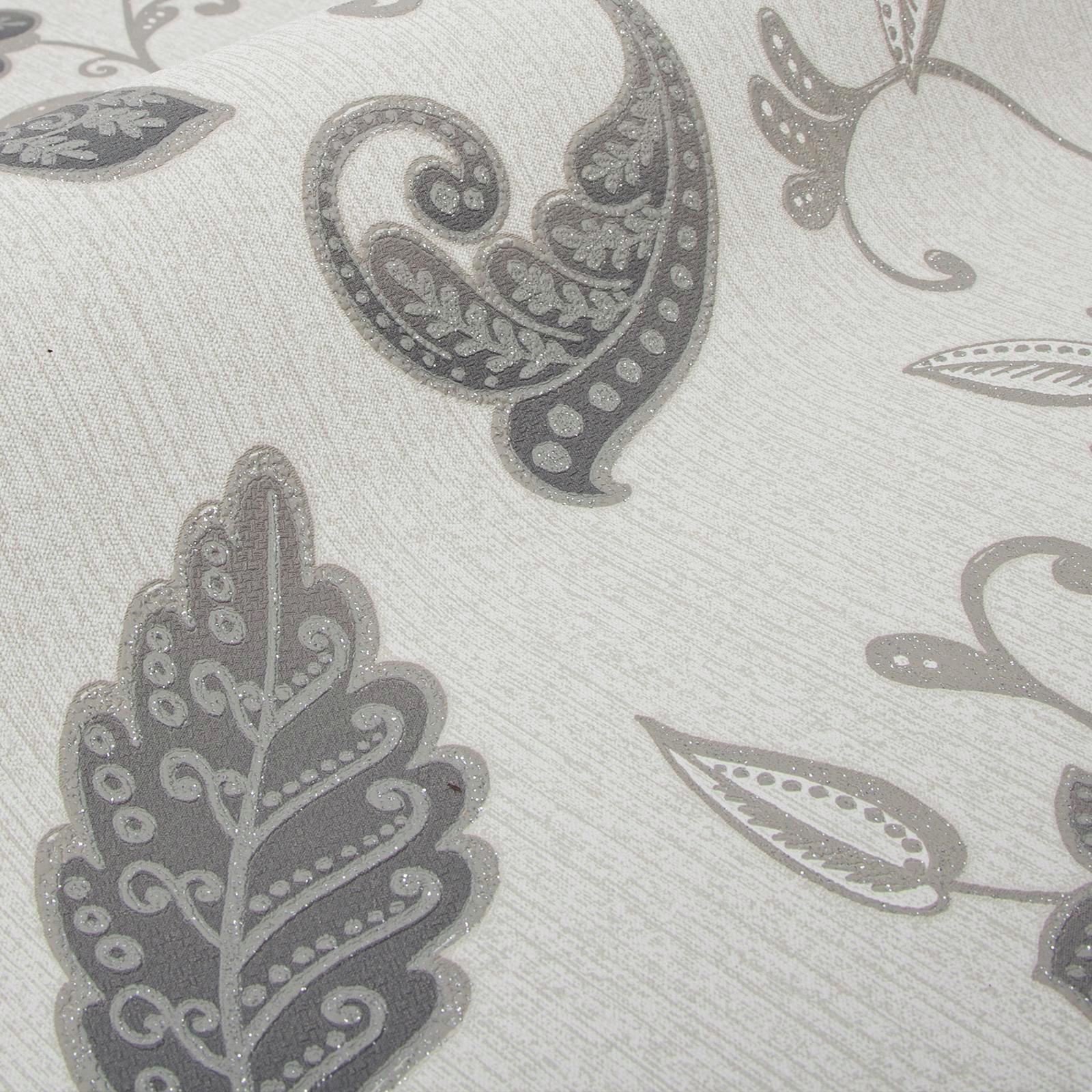Boutique 52cm x 10m Juliet Quartz Wallpaper