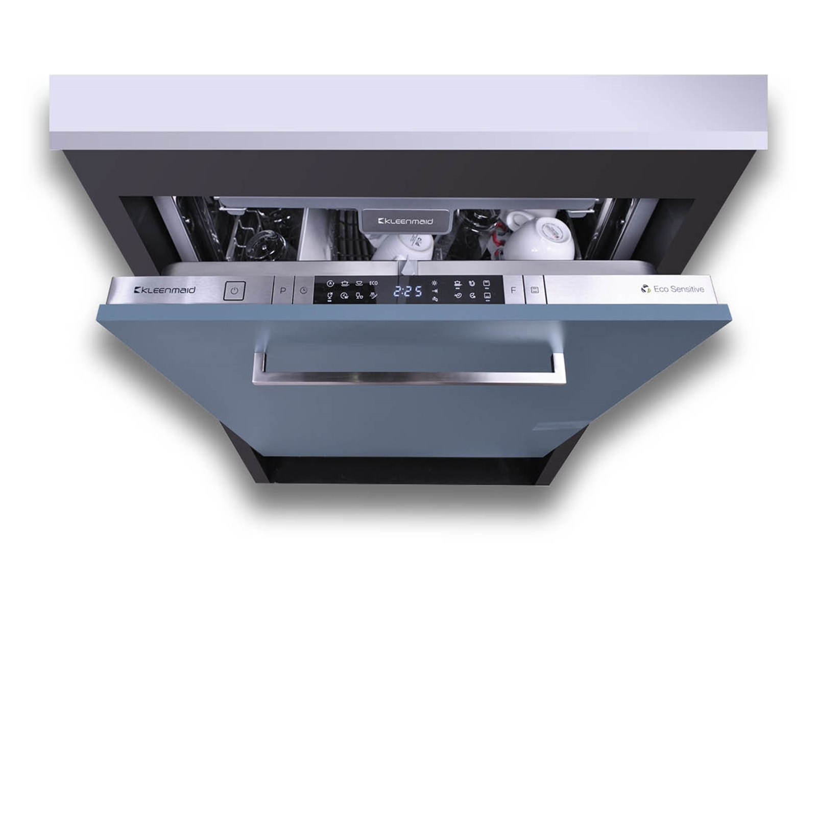 Kleenmaid 60cm Stainless Steel Fully Integrated Dishwasher