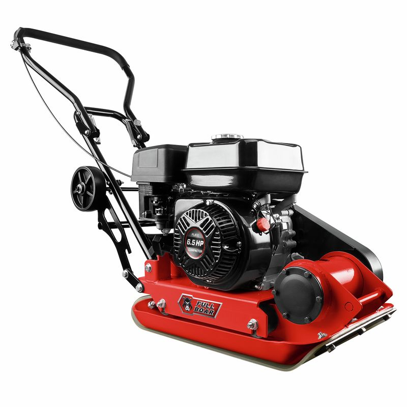 30cm 6-5 Hp Plate Compactor