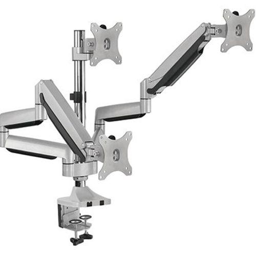 Ergovida EMA10-C36 Triple Gas Spring Monitor Arm