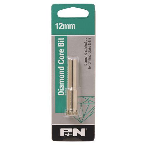 P&N 12mm Diamond Core Masonry Drill Bit