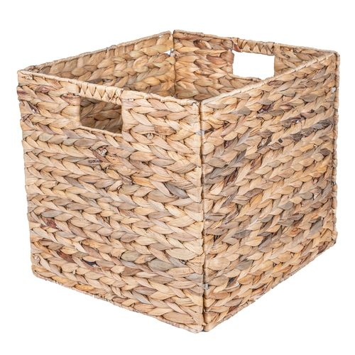 Flexi Storage Clever Cube 330 x 330 x 360mm Insert - Water Hyacinth