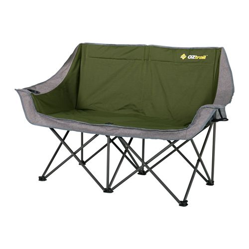 OZtrail Cosmos Folding Double Chair
