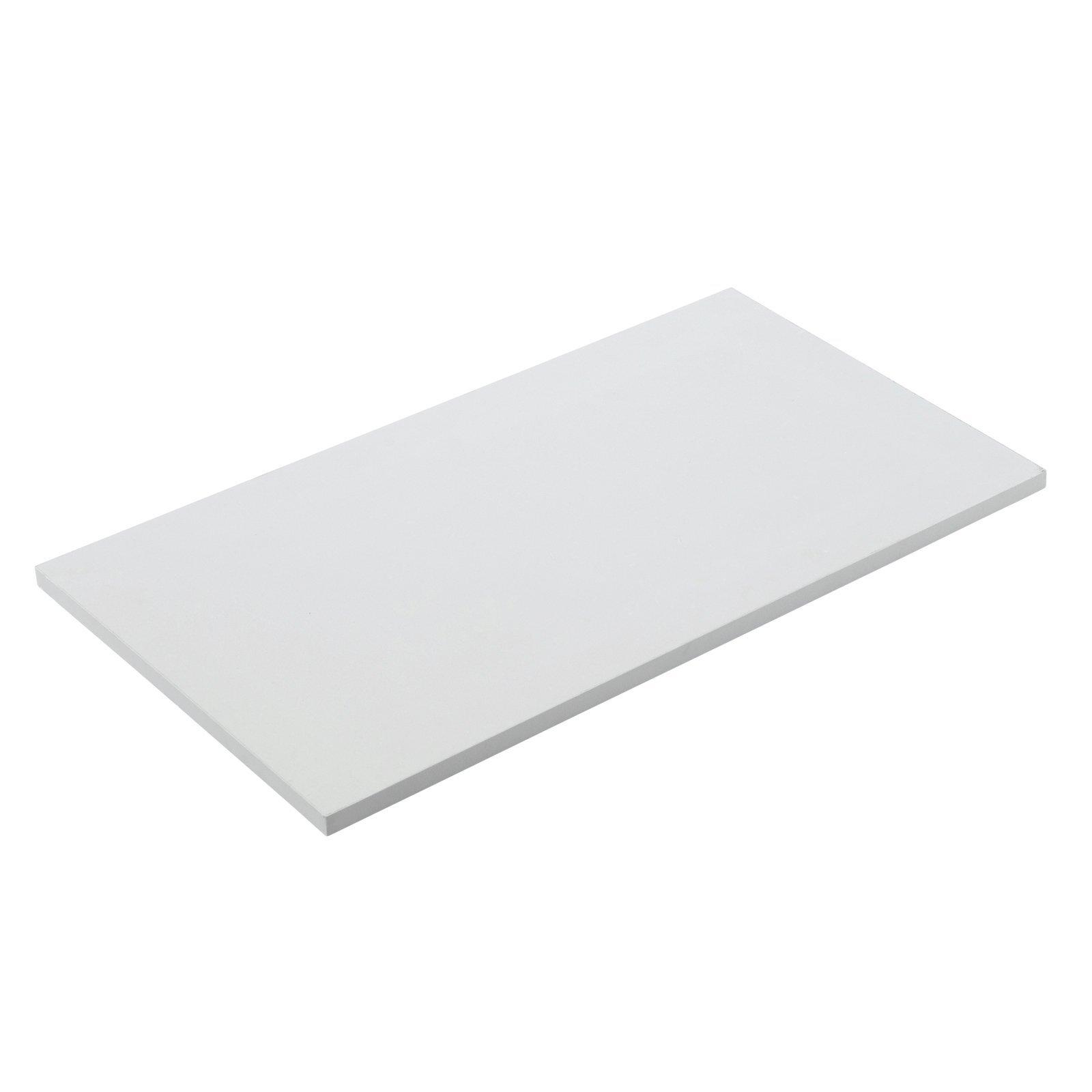 Flexi Storage Home Solutions 596 x 16 x 360mm White Shelf