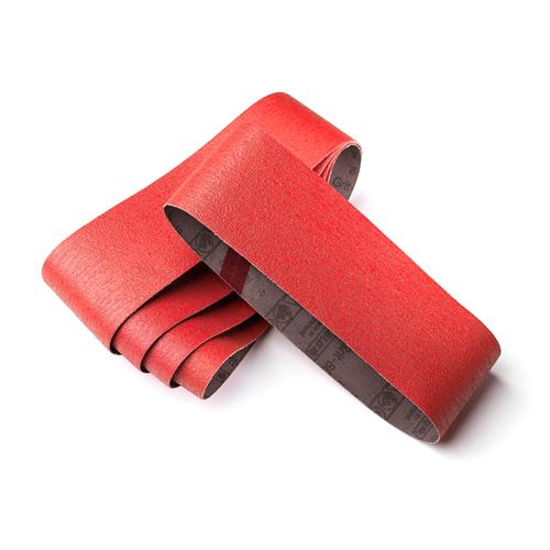 Diablo 75 x 457mm 80 Grit Abrasive Belt - 5 Pack