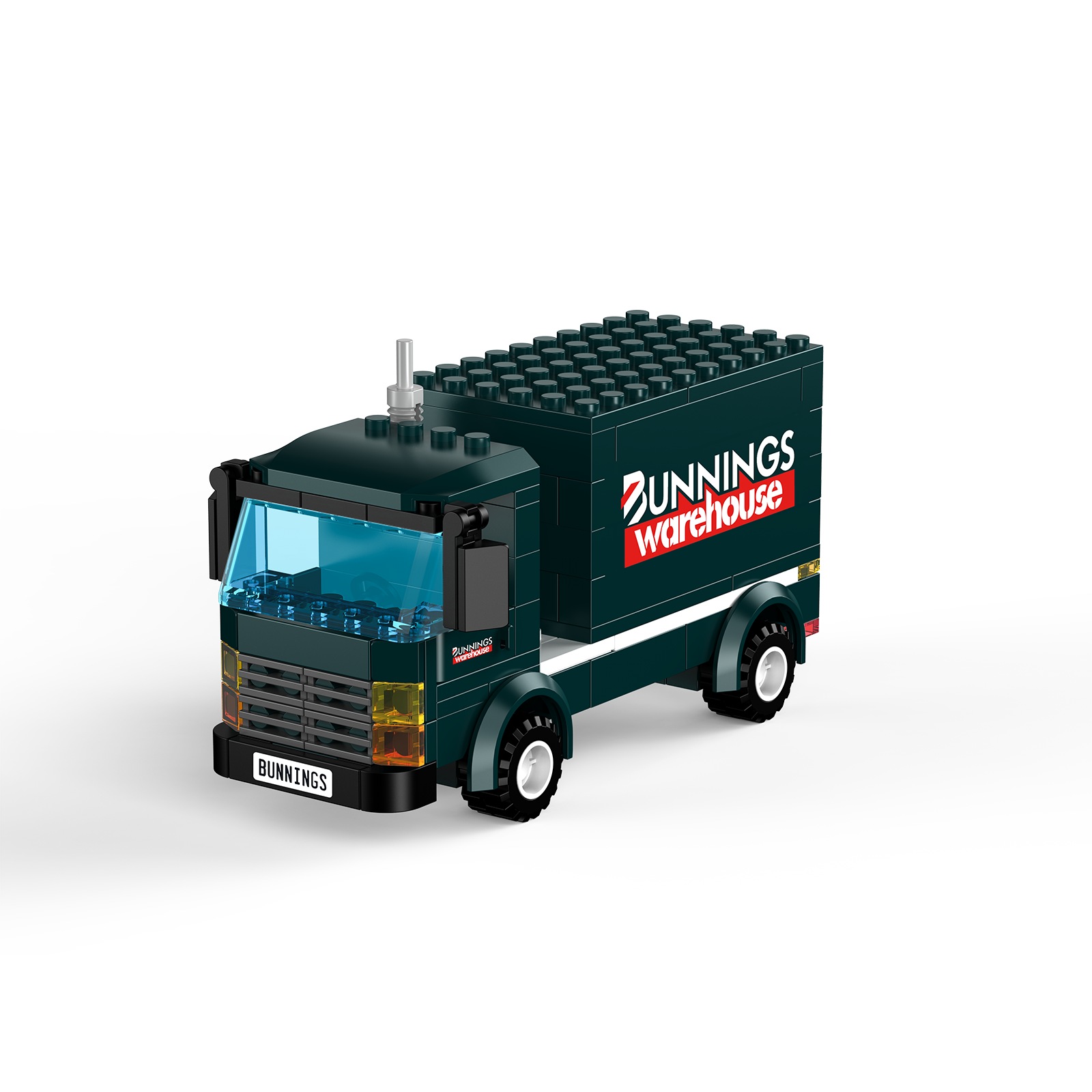 Bunnings Block Truck