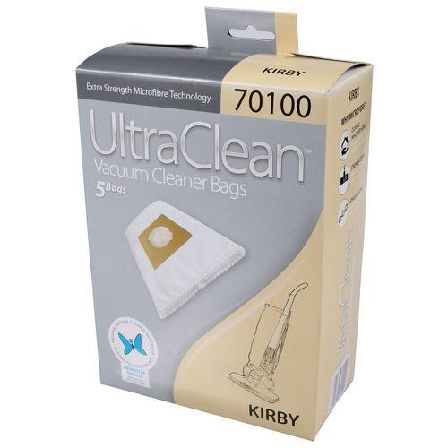 UltraClean 70100 Kirby Vacuum Bags - 5 Pack