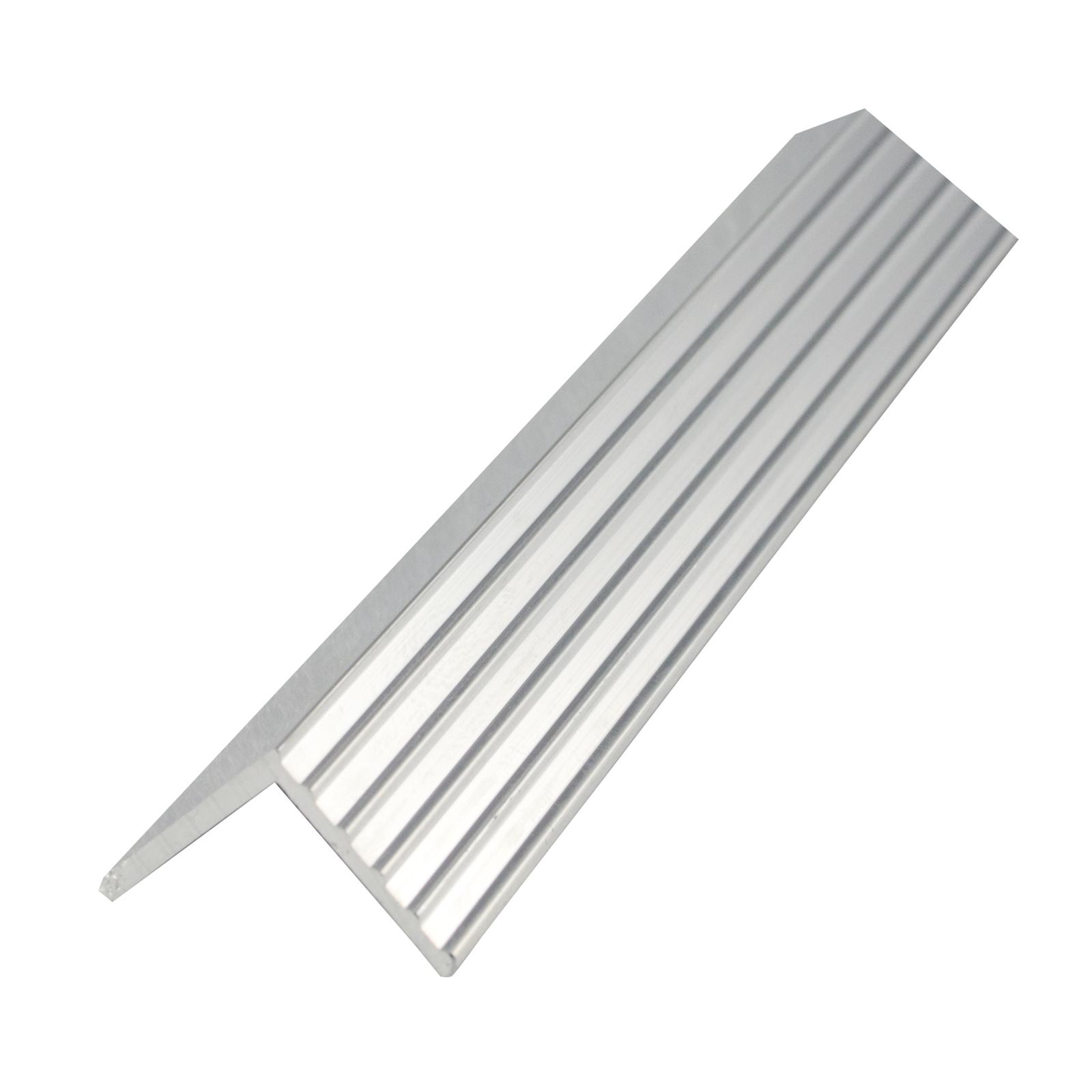 Metal Mate 25.4 x 25.4 x 1.57mm 3m Aluminium Fluted Angle