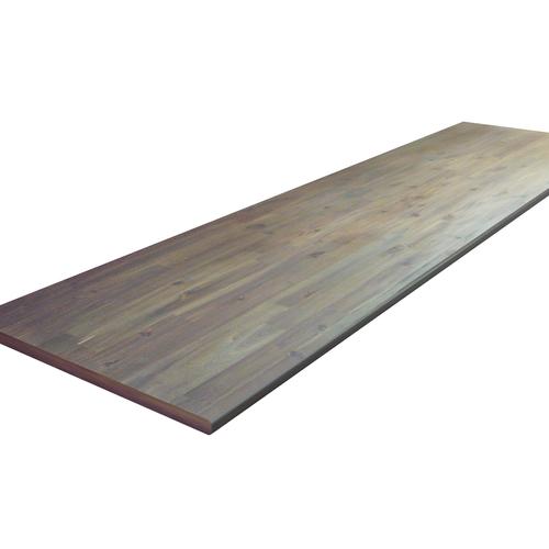 1200 x 600 x 18mm Brown Acacia Oiled Panel