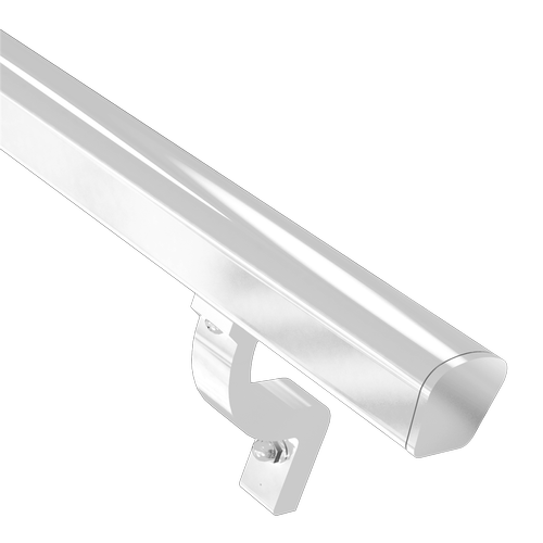 Peak 1800mm Aluminium Balustrade Modular Handrail Kit