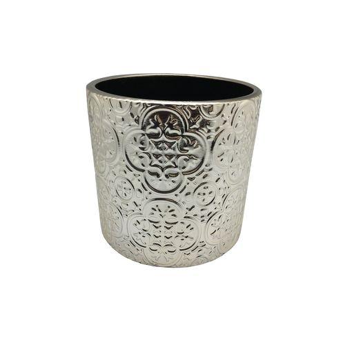 EDEN Gold Provincial Ceramic Planter
