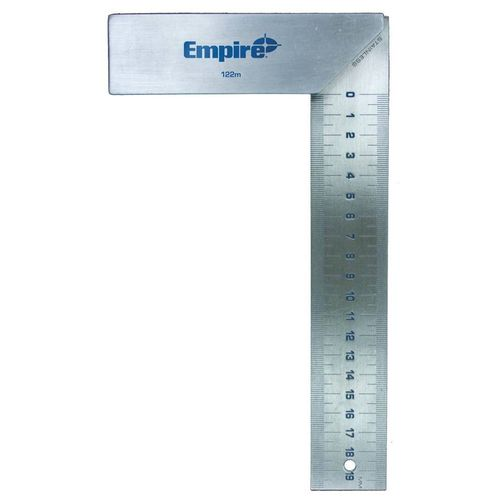 Empire 200mm Stainless Steel Try Square