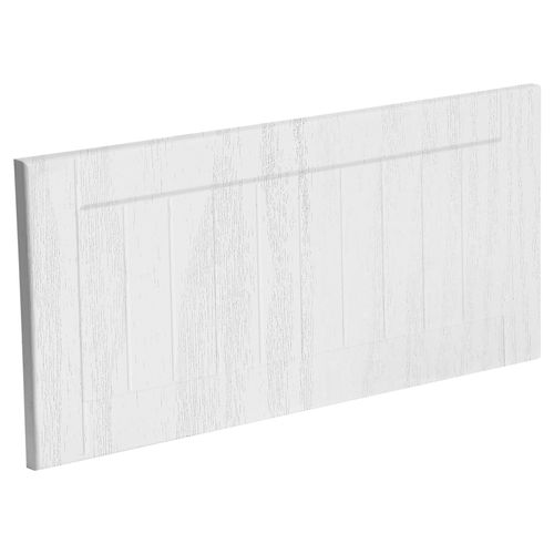 Kaboodle 600mm Country 1 Drawer Panel - Provincial White