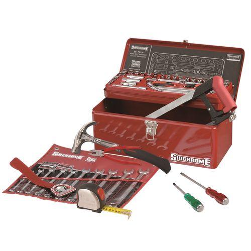Sidchrome 66 Piece Tool Kit