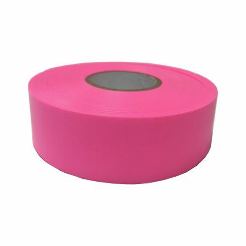 Brutus 25mm x 100m Flagging Tape - Pink