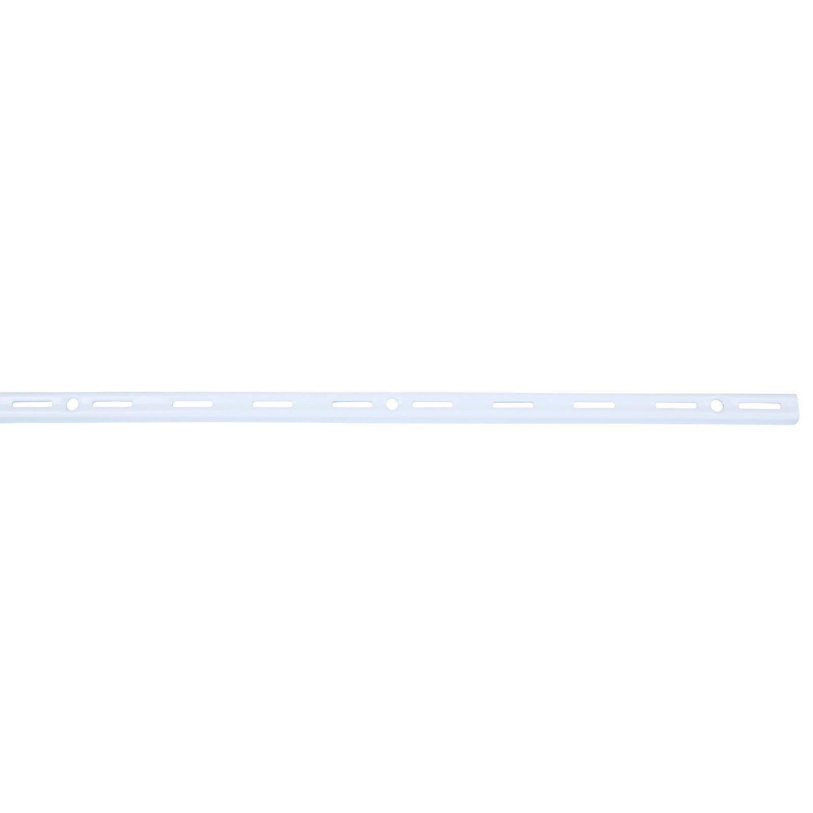 Flexi Storage 2000mm White Single Upright