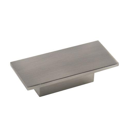 Sylvan Heston Cabinet Knob  32mm Satin Nickel Plated