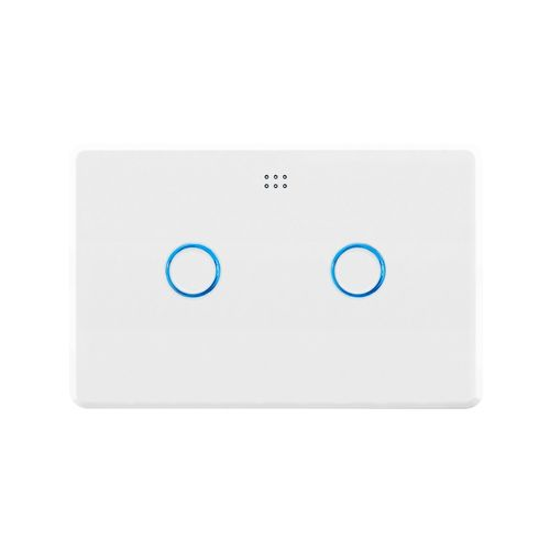 Deta Grid Connect Smart Double Gang Touch Light Switch