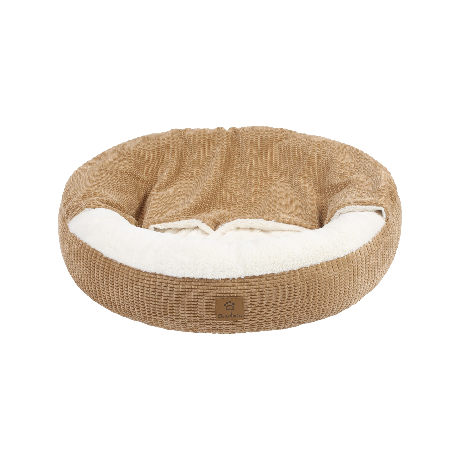 Charlie's Pet Cushioned Snookie - Coffee