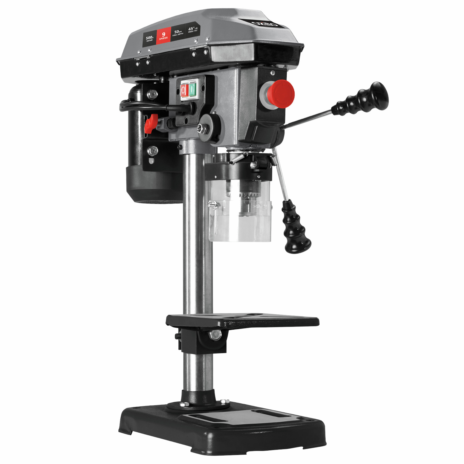 Ozito 16mm 500W Drill Press