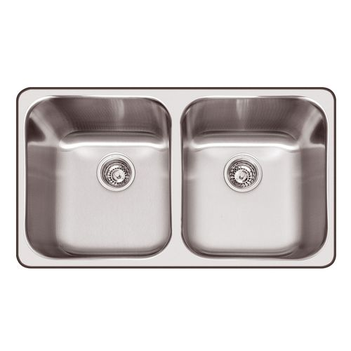 Abey Daintree Inset Double Bowl Sink