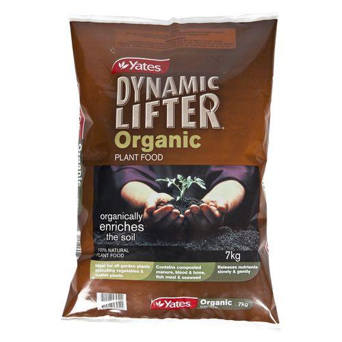 Yates Dynamic Lifter Organic Plant Food 7Kg