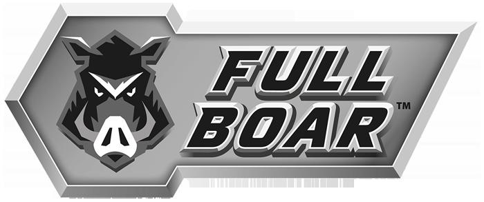 Logo - Full Boar - Main PCM