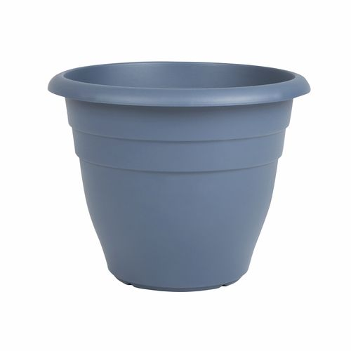Northcote Pottery 300mm Navy Villa Plastic Pot