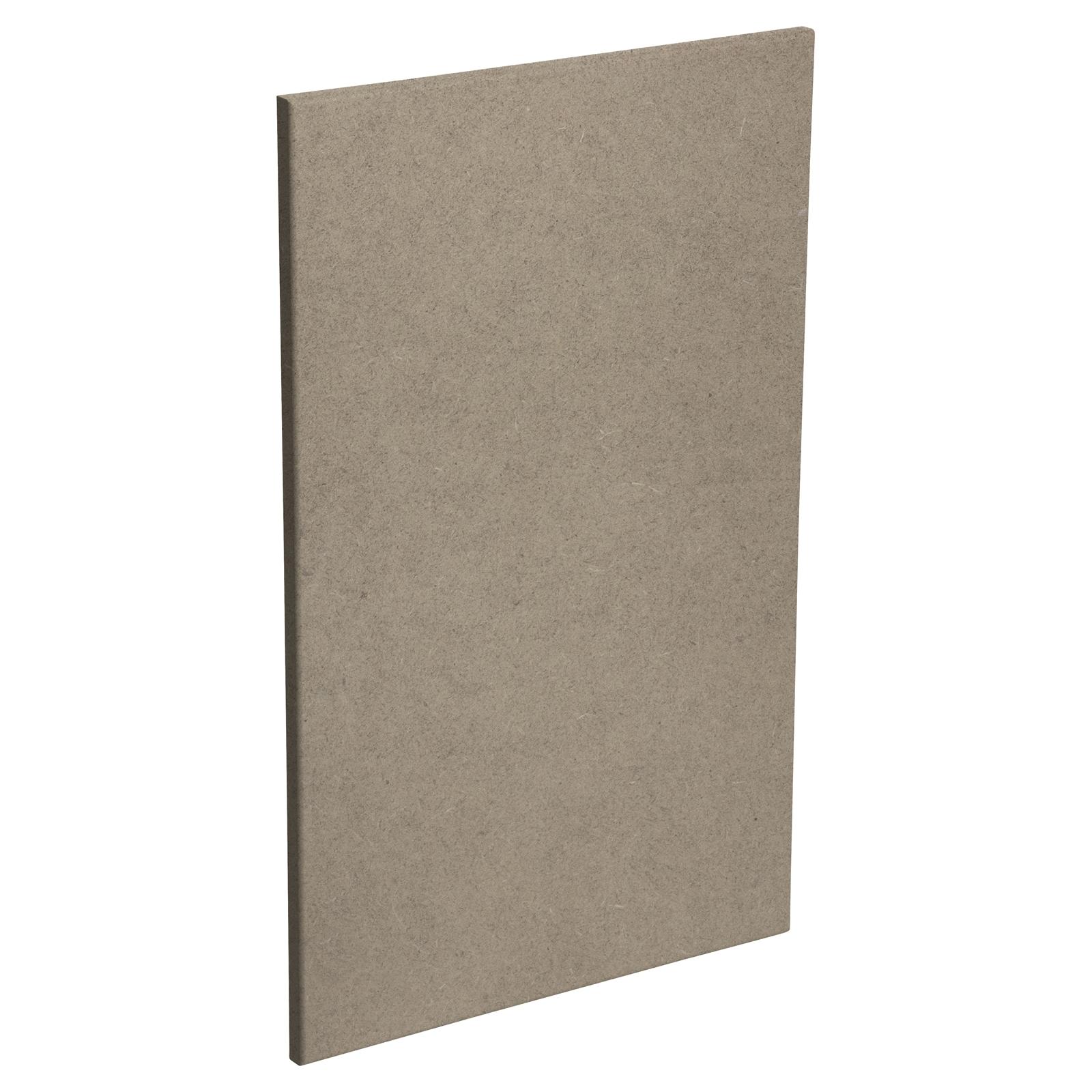 Kaboodle 450mm Raw Board Modern Cabinet Door