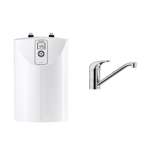 STIEBEL ELTRON SNE 5 LCD Open Vented Water Heater With MES Tap