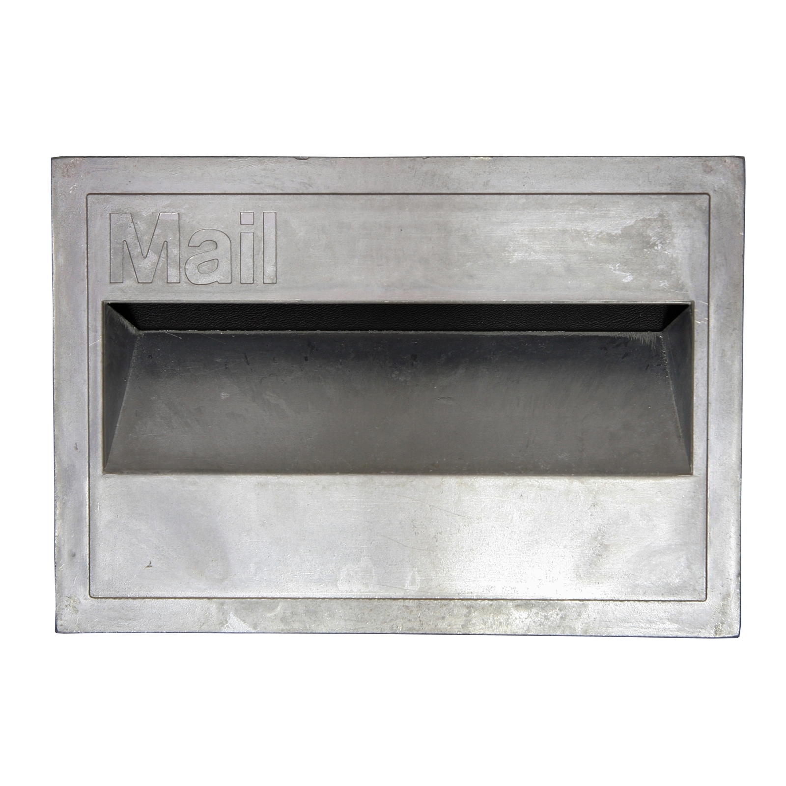 Velox 220mm Front and Back Open Letterbox