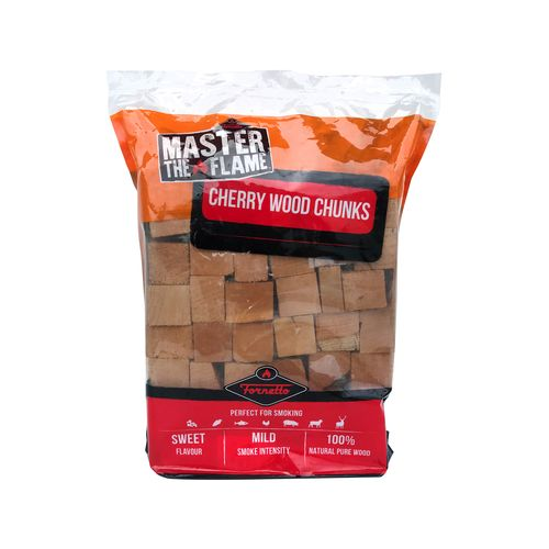 Fornetto 3kg Cherry BBQ Wood Smoking Chunks