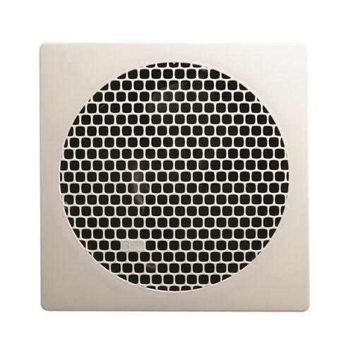 HPM 250mm Exhaust Fan Square - White