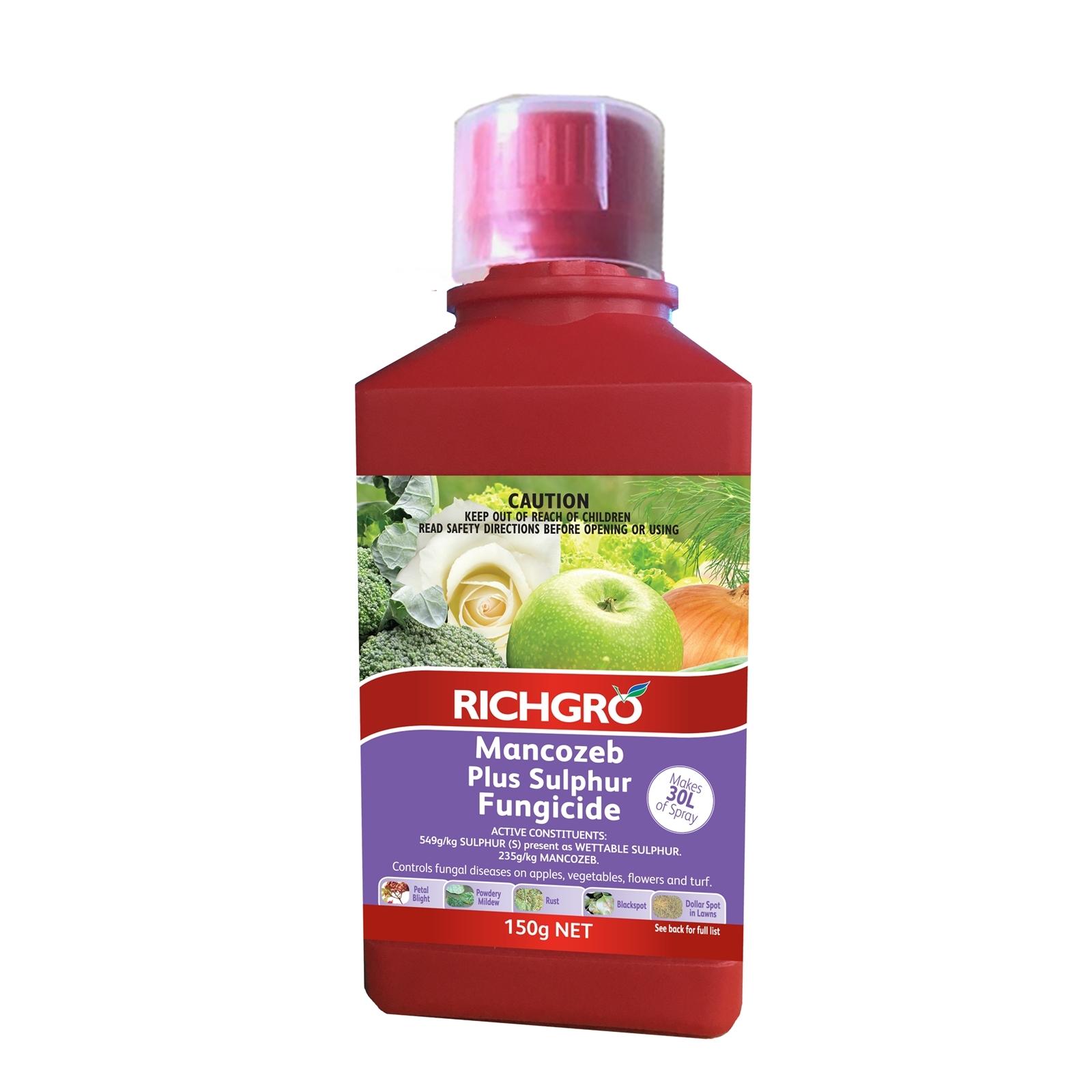 Richgro 150g Mancozeb Fungicide