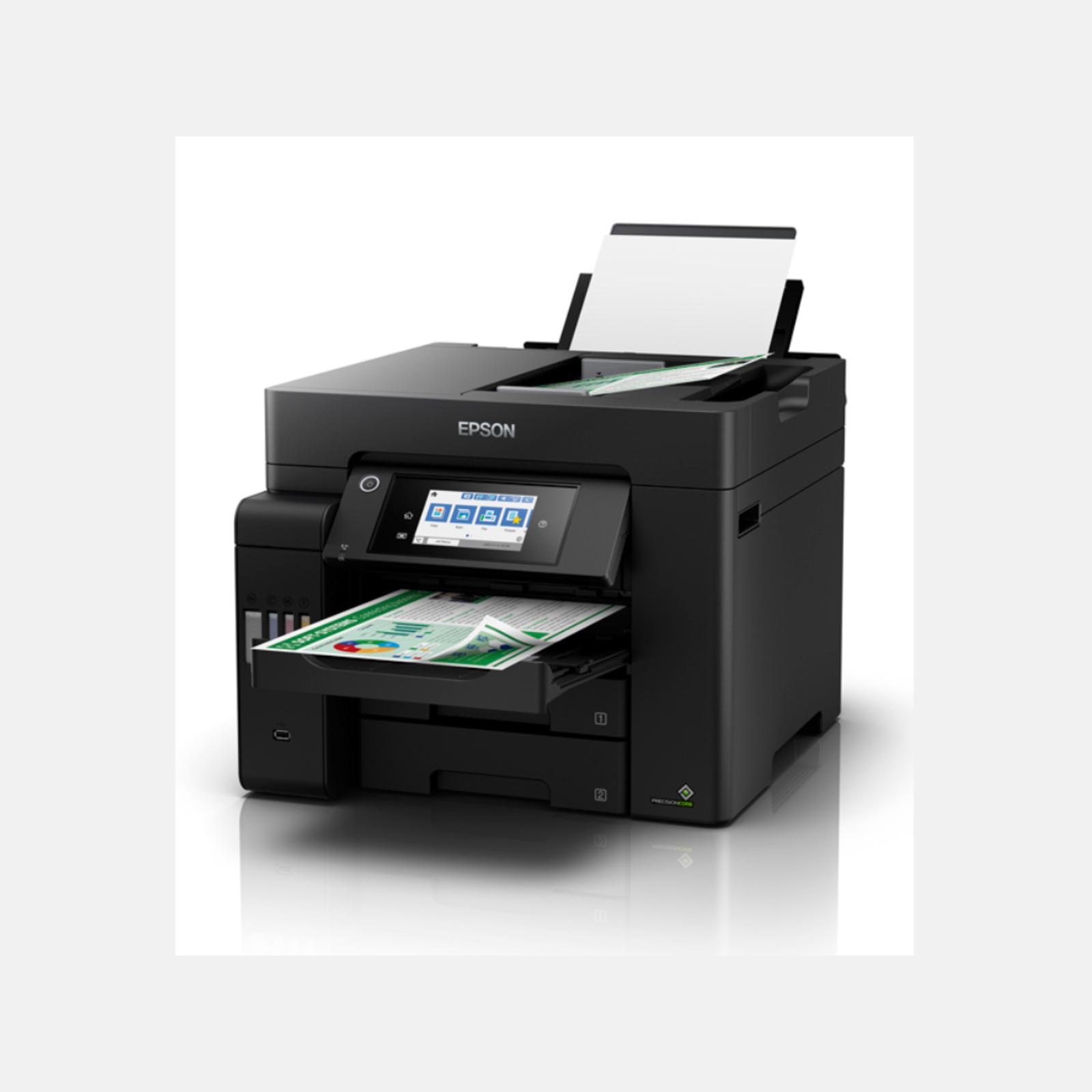 Epson EcoTank Pro ET-5800 Inkjet MFP - Print, Copy, Scan, Fax, Ethernet, Wi-Fi Direct