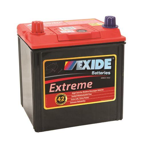 Exide Extreme X40DMF Vehicle Battery