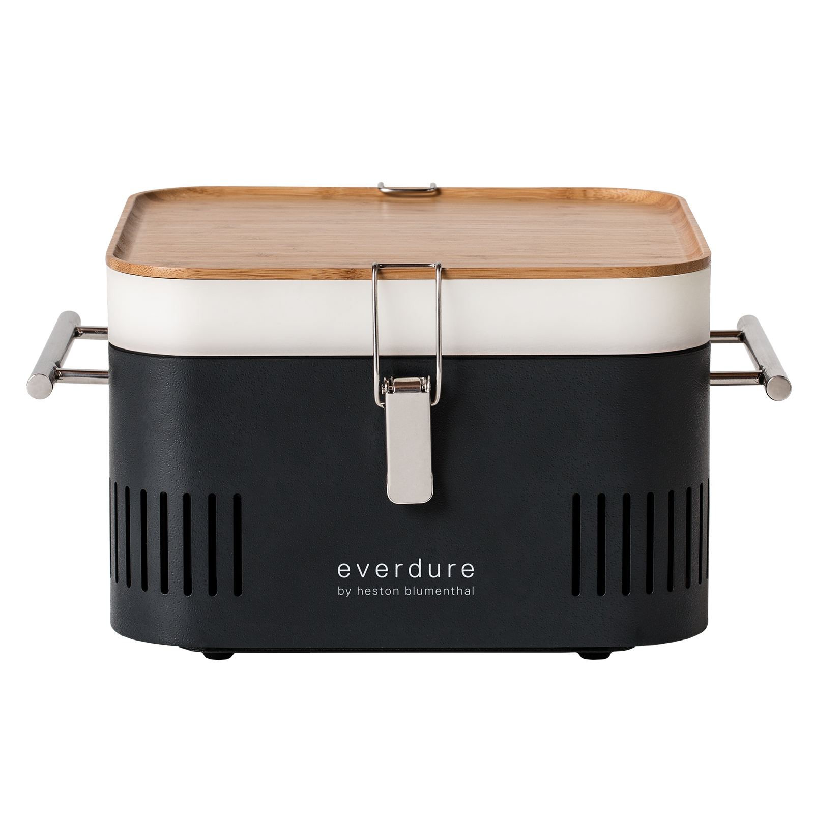 Everdure by Heston Blumenthal CUBE Portable Charcoal Barbeque - Graphite