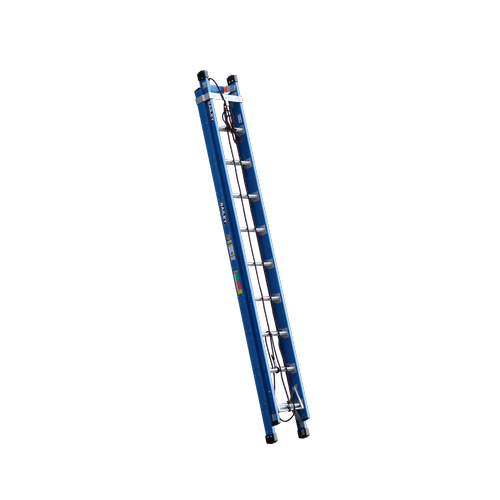 Bailey 3.2-5.3m 170kg Industrial Rated Pro 10 Rung Fibreglass Extension Ladder
