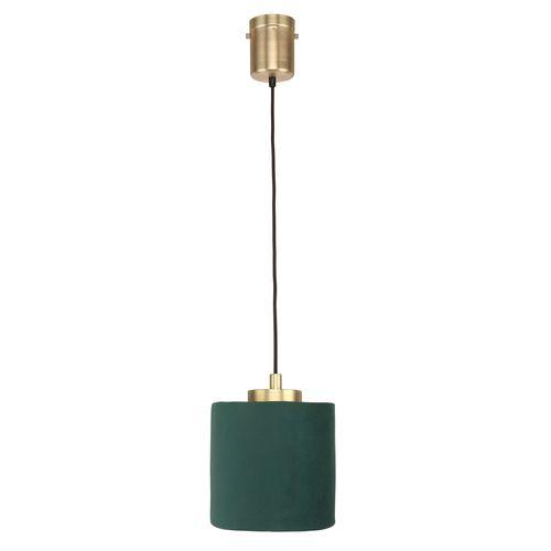 Brilliant Lighting Emerald Green Sonnet D.I.Y. Velvet Light Pendant