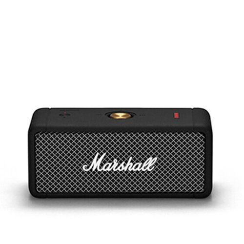 Marshall Emberton BT IPX7 Water Resistant Portable Wireless Bluetooth Speaker BK