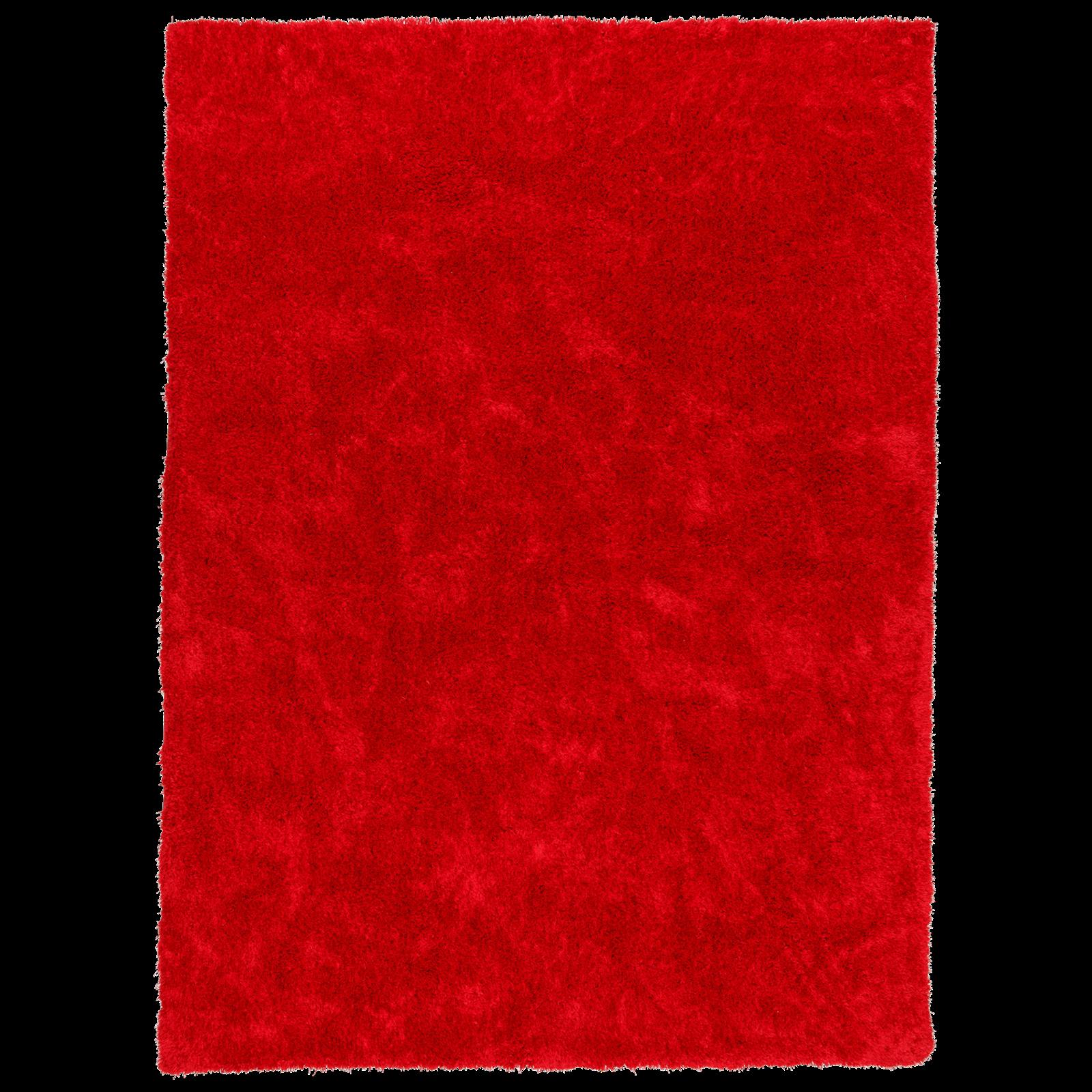Ritz Plush Rug 1800x2700mm Raspberry