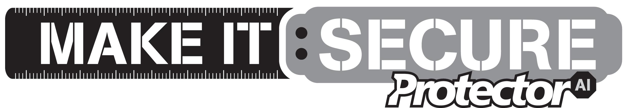 Logo - Protector Aluminium Make It Secure - Main PCM