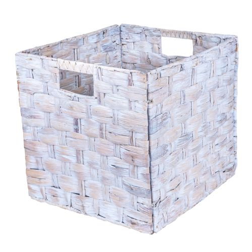 Flexi Storage Clever Cube 330 x 330 x 360mm Insert - White Hyacinth