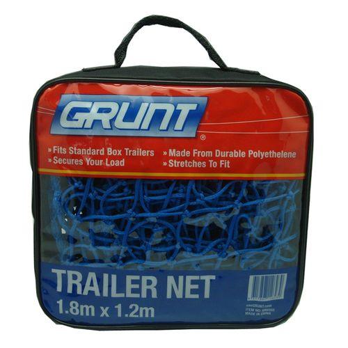Grunt Trailer Net 1.8 x 1.2m Blue