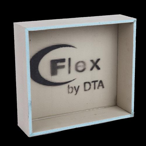 DTA 420 x 360 x 100mm CFlex Shower Wall Recess