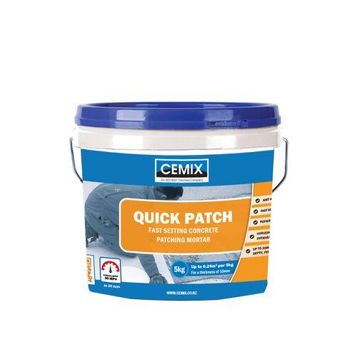 Cemix 5kg Quick Patch