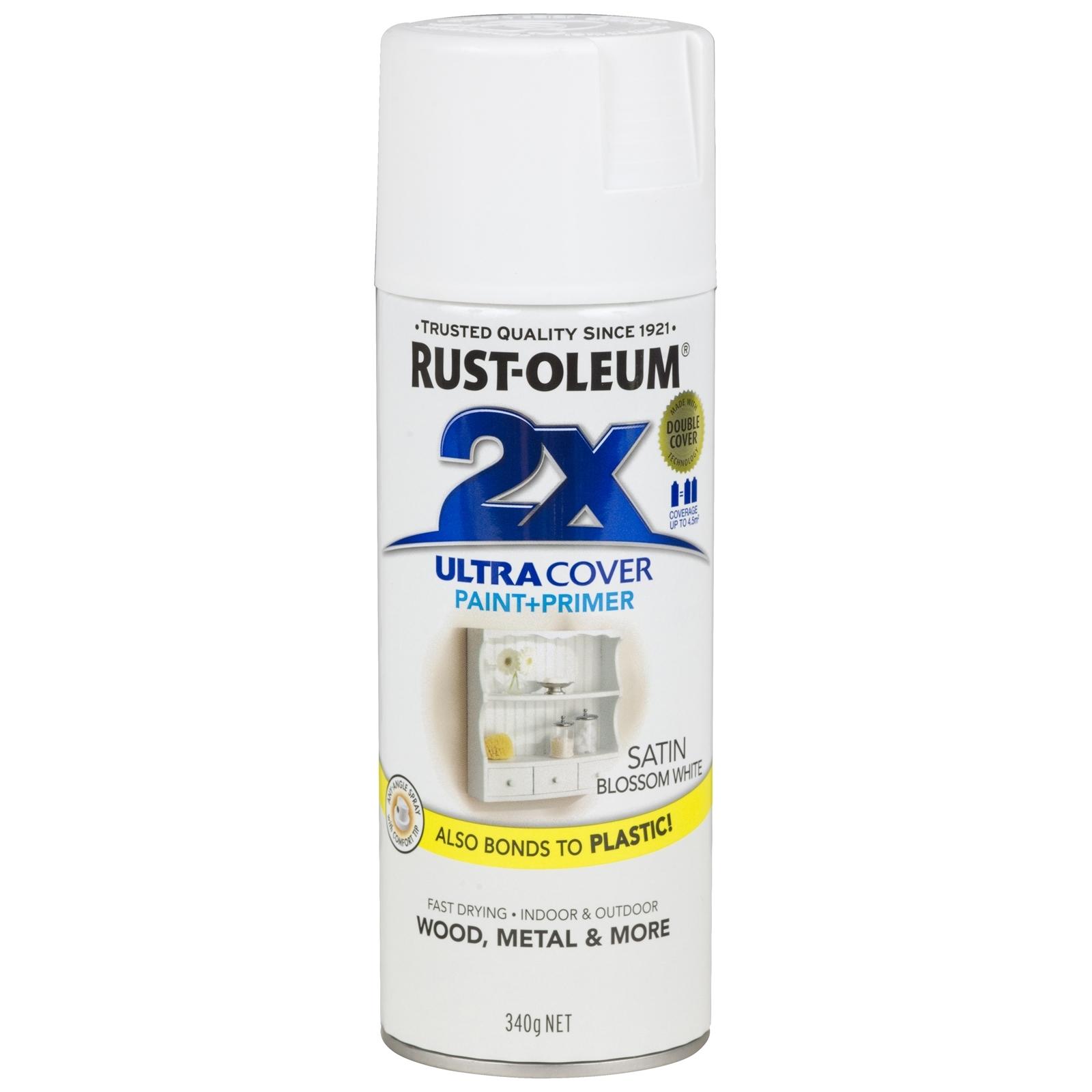 Rust-Oleum 340g Ultra Cover 2X Satin Spray Paint