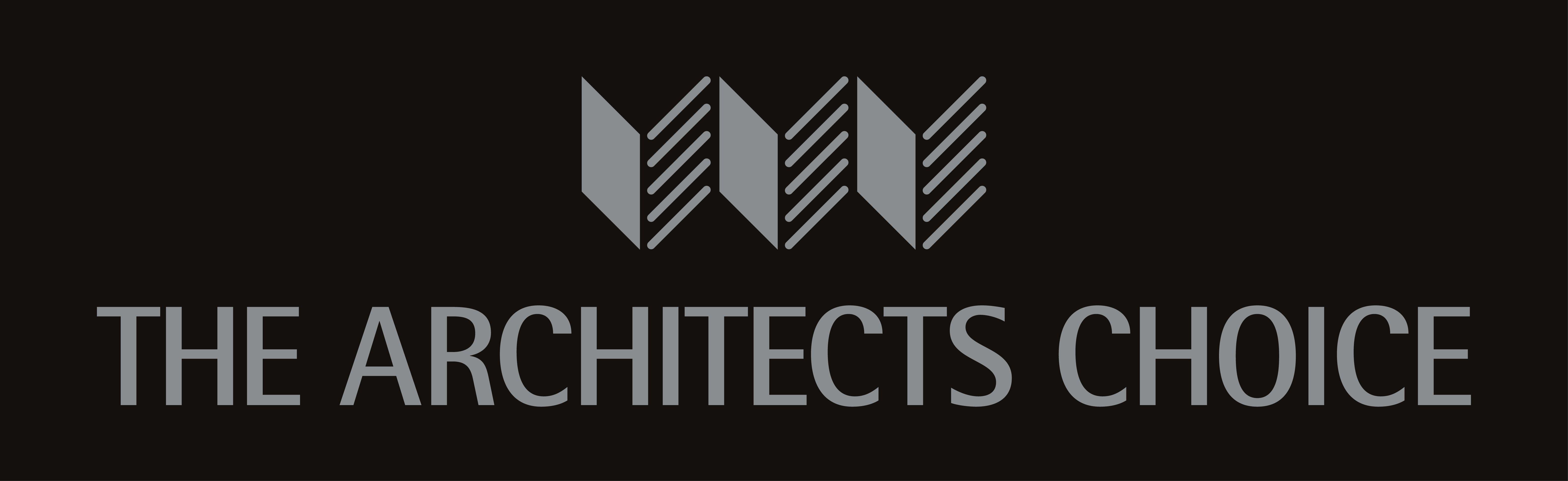 The Architects Choice logo