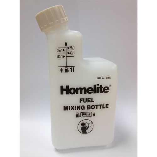 Homelite 1L Fuel Mixing Container
