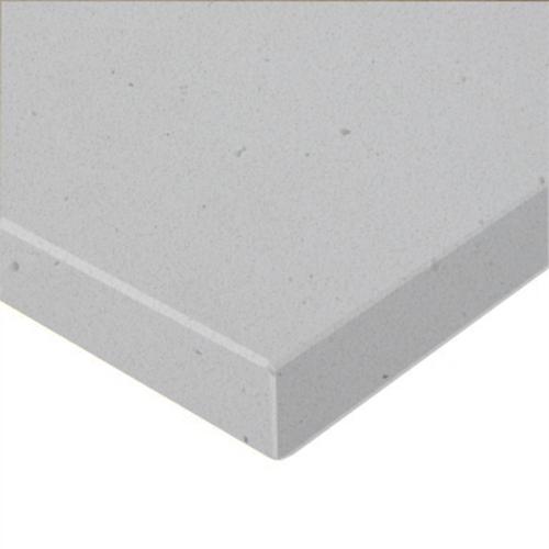 Essential Stone 20mm Round Urbane Stone Benchtop - Light Concrete